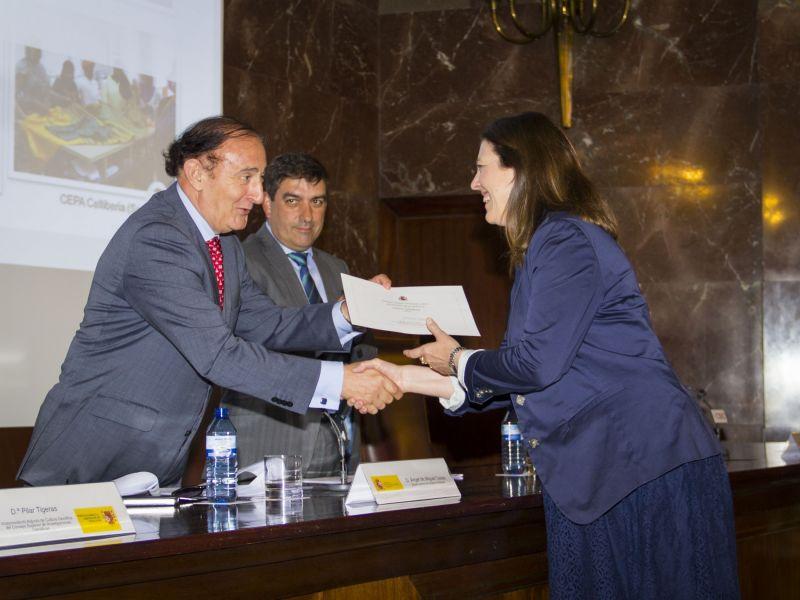 El CEPA Celtiberia galardonado en los Premios Miguel Hernández que otorga el MECD