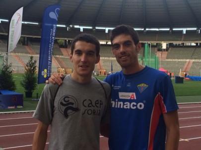 Triunfos de Víctor García Laseca y Daniel Mateo en el Grand Prix de Bruselas. Buenas marcas en las reuniones de Ordizia y Durango.