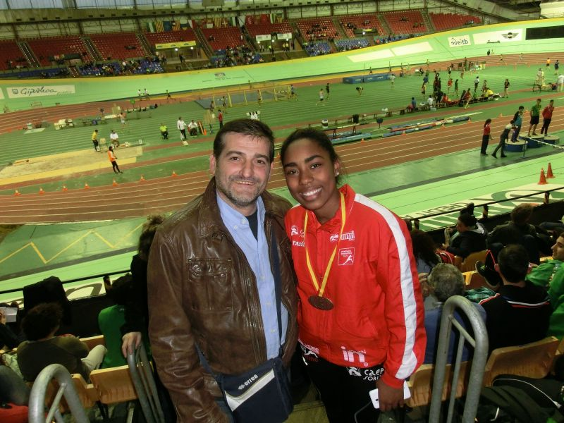 Brenda Mateo del CAEP Soria, al Mundial Juvenil