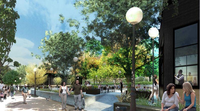 El quiosco de La Dehesa se recuperará con una inversión privada de un millón de euros y un proyecto de restauración, turismo activo y café teatro