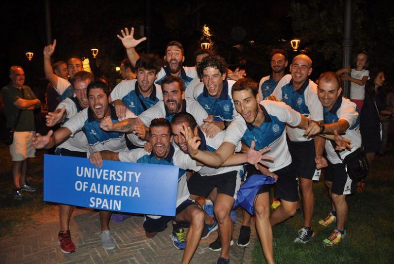 Ignacio Sánchez se proclama campeón de Europa Universitario