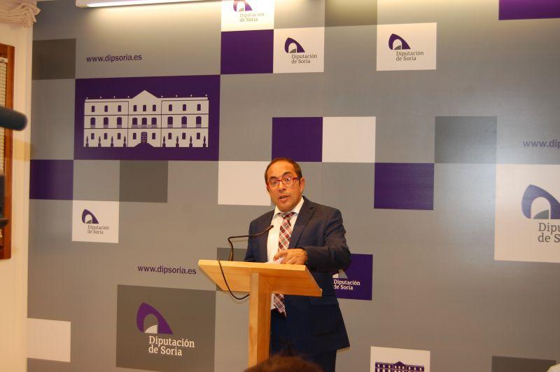 La Diputación Provincial concede ayudas por importe de 225.000 euros para la dotación de servicios de telecomunicaciones de banda ancha con movilidad e internet móvil