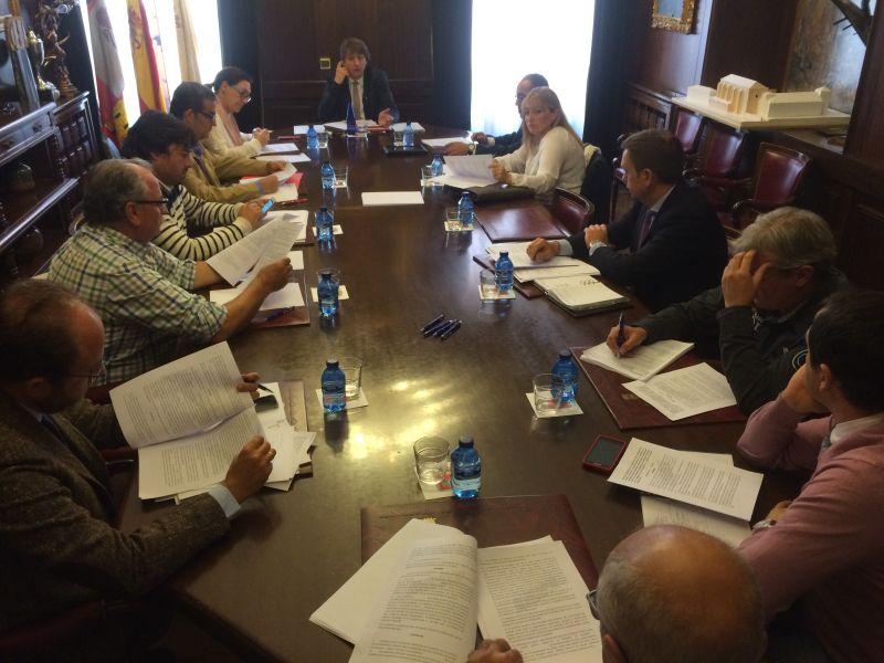 Numancia 2017 avanza con 'la unidad' de todas las administraciones y el objetivo de constituir un ente que elabore el programa y detalle las necesidades en infraestructuras