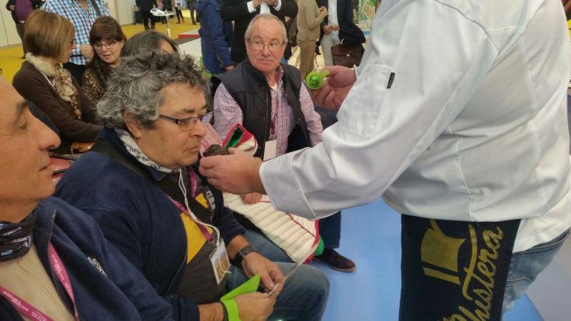 La micología se cuela en el stand de Soria en Intur de la mano de la Feria de la Trufa de Abejar y un taller sobre la diversidad micológica soriana del CIT Turismo Urbión