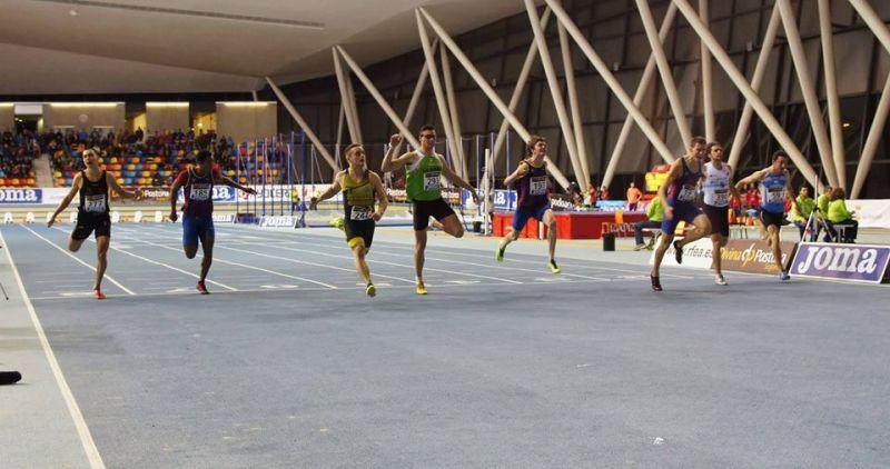 Los del CAEP, a la gran cita de atletismo bajo techo en Zaragoza