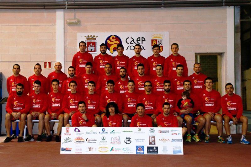 El Triatlón Soriano, el club que más equipos presenta al Nacional
