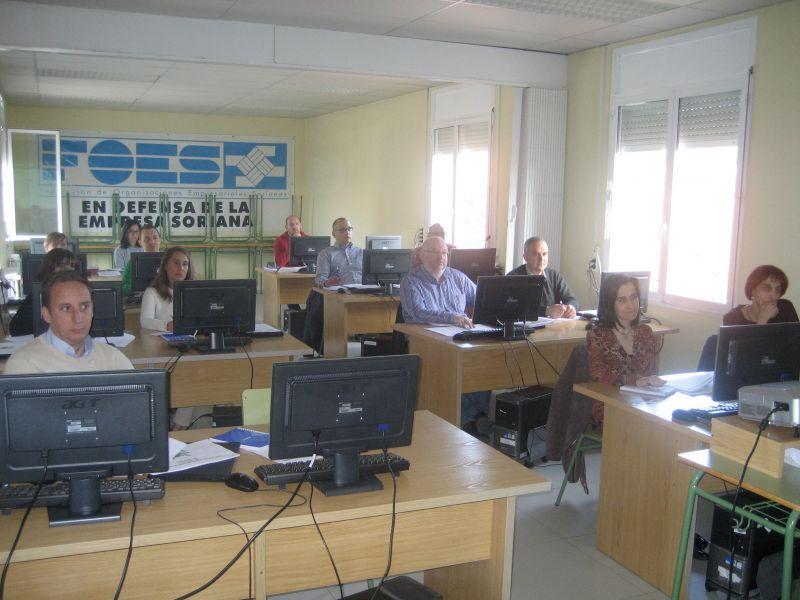 Finaliza el IV Taller de Mejora de los Sistemas de Gestión de Calidad organizado por FOES junto a la  Red de Técnicos de Calidad de la provincia de Soria