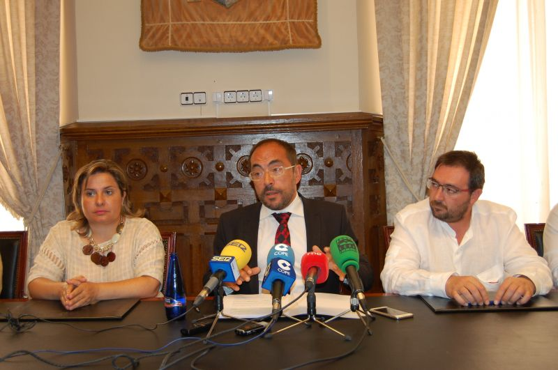 Luis Rey asegura que 'el cambio' en la Diputación de Soria