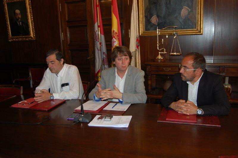 Ayuntamiento, Diputación y Cámara alcanzan un acuerdo para extender la labor del semillero de proyectos a la provincia