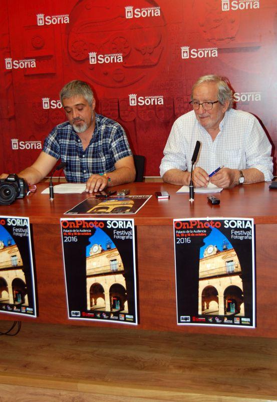 Soria acoge el I Festival Nacional de Fotografía con tres días de ponencias impartidas por referentes nacionales y actividades paralelas durante todo el mes