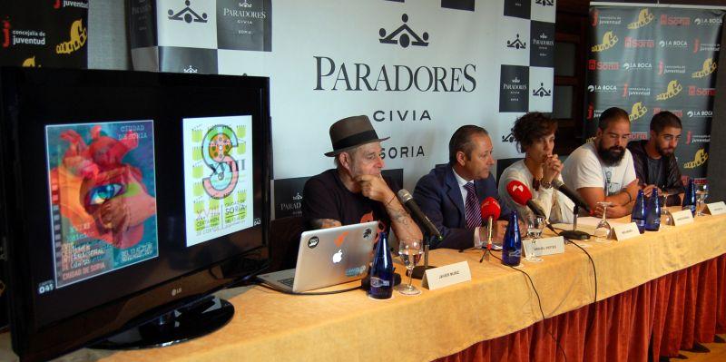 El Certamen de Cortos recibe más de 6.000 obras y comienza la selección de su cartel anunciador