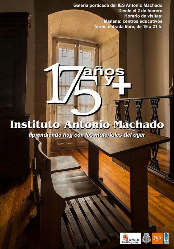 El Instituto Machado inaugura su exposición '175 años y +'