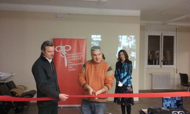 La Asociación de Peluquerías inaugura su nueva Aula de Formación