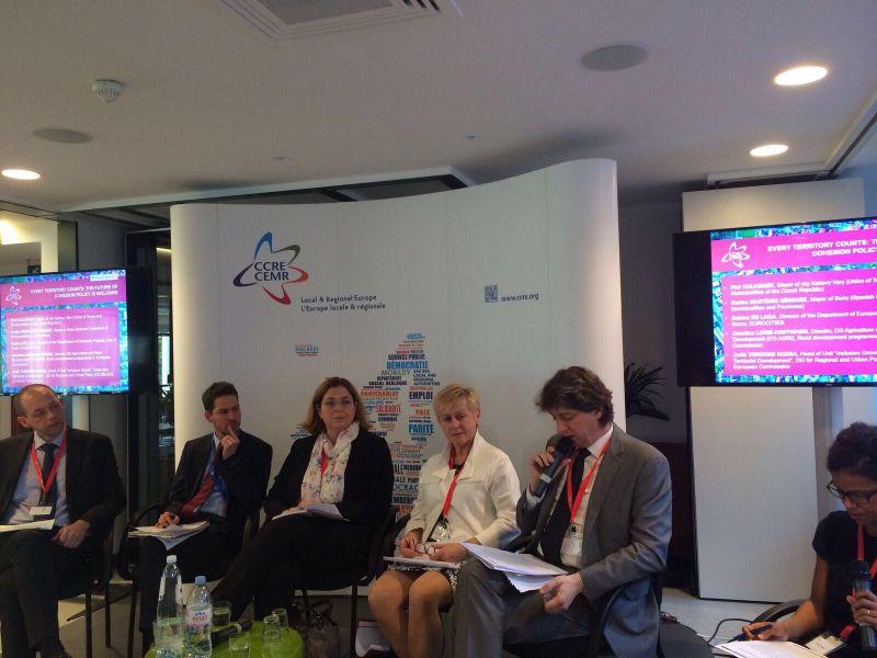 La FEMP plantea que el nuevo modelo de desarrollo europeo y el reparto de fondos busque los ?intereses compartidos? de los pequeños municipios y las áreas metropolitanas