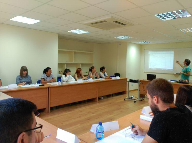 Comienza la formación de los trabajadores jóvenes de la empresa Saiona