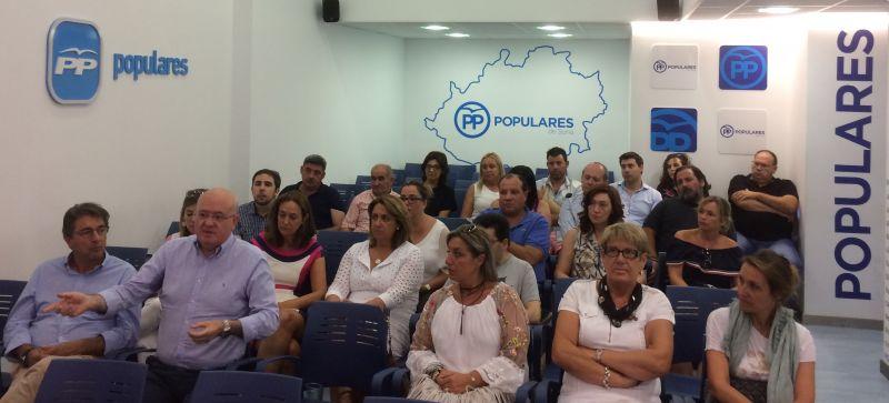 """Marimar Angulo: """"Se van a invertir 35?2 millones en el Hospital Santa Bárbara y El Mirón no se va a cerrar"""""""