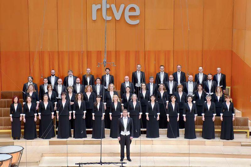 El Coro RTVE ofrece el segundo concierto del Otoño Musical Soriano el sábado 9 de septiembre.
