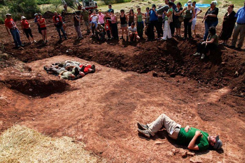 El 22, 23 y 24 de septiembre se exhumará a los maestros asesinados en Cobertelada y al vicepresidente de la Diputación