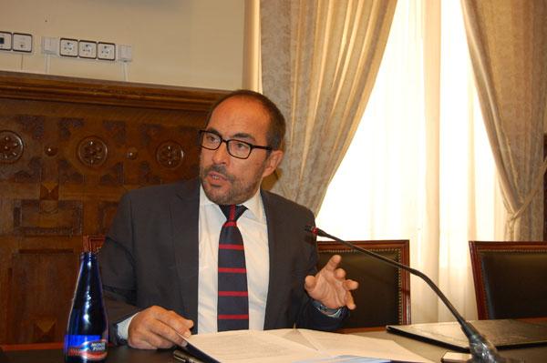 La Junta de Gobierno aprueba el convenio de colaboración con la Junta de Castilla y León para la mejora de infraestructuras de telecomunicaciones en la provincia con un presupuesto de 500.000 euros
