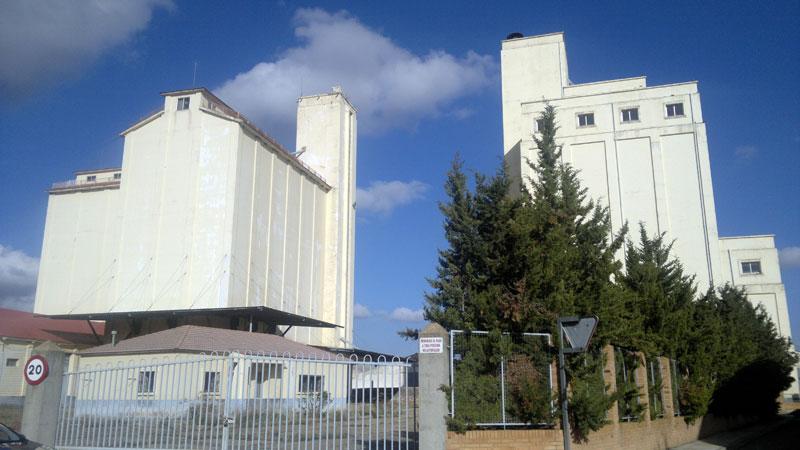 El Gobierno de España vende los silos de Soria, Aliud y Almazán