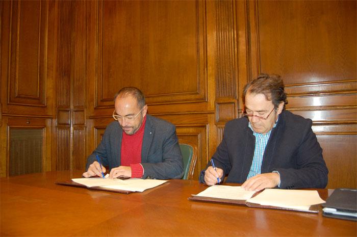 La Diputación Provincial colaborará con la organización del XXIV Cross Internacional de Soria con una aportación de 12.000 euros