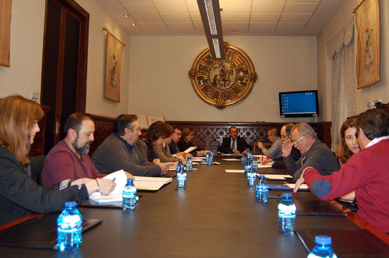 La Diputación Provincial presenta al Consejo Económico y Social una propuesta de actuaciones para el Plan Soria 2018 por importe de 32,6 millones de euros